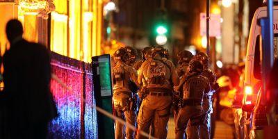 VIDEO Presa britanica publica o inregistrare cu ultima parte a atacului de sambata din Londra