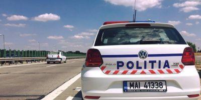 Inconstienta crasa la 22 de ani: un incepator gonea cu 204 km pe ora intr-un sat din Cluj