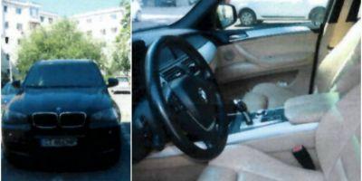 Masini scoase la licitatie de ANAF. Pretul de pornire pentru un BMW X5