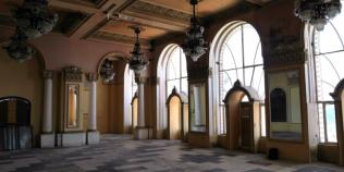 Splendoarea Cazinoului din Constanta, dezvaluita de nemtii care cauta cele mai frumoase locuri abandonate din lume