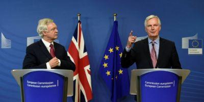 O noua runda de negocieri pentru Brexit, pe un fundal tensionat