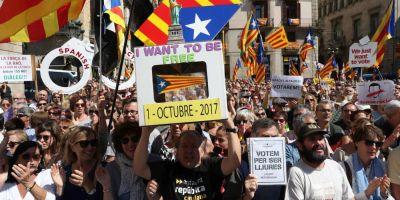 Separatistii catalani nu cedeaza: justitia spaniola, sfidata cu un cont de Twitter dedicat promovarii independentei Cataloniei