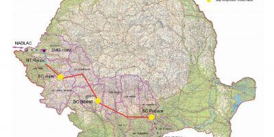 Romania, Bulgaria, Austria si Ungaria au semnat memorandumul pentru finalizarea gazoductului BRUA