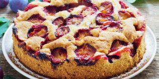 Cea mai usoara reteta de tort cu prune