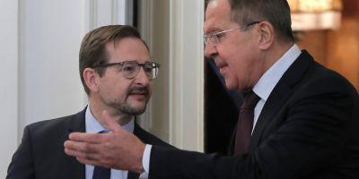 Rusia convoaca un diplomat austriac, dupa ce Viena ar fi refuzat sa acorde vize unor jurnalisti din Crimeea