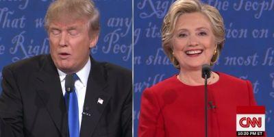 Alegeri SUA 2016. Citate memorabile din dezbaterea Clinton-Trump