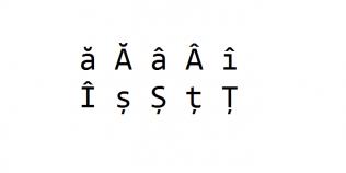 Lectia de vocabular: rolul semnelor diacritice in limba romana