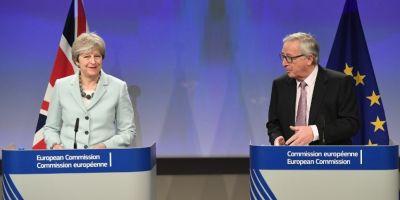 Acord intre UE si Marea Britanie privind granita cu Irlanda de Nord si drepturile cetatenilor dupa Brexit