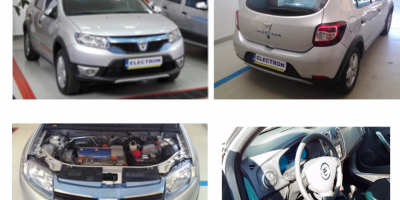 Cum functioneaza Dacia Electron, modelul experimental dezvoltat la Pitesti a carui baterie se incarca wireless. Cand va intra in teste noul concept