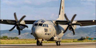 Avioanele Hercules si Spartan ale Fortelor Aeriene Romane vor fi intretinute de Romaero in baza unui contract de peste 60 milioane lei
