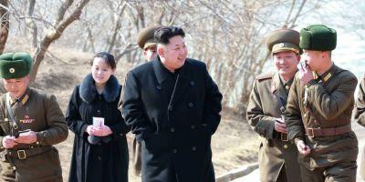O disidenta din Coreea de Nord a fost prinsa de sud-coreeni livrand orez pentru Securitatea lui Kim Jong-un