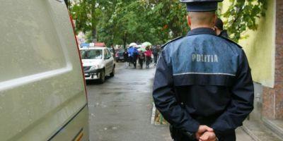 Politist de la Brigada Rutiera a Capitalei, lovit de o masina in timp ce verifica actele unui sofer. Barbatul care a provocat accidentul era baut