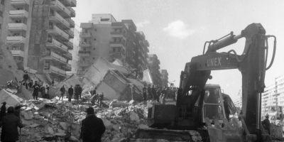 41 de ani de la cutremurul din 4 martie 1977