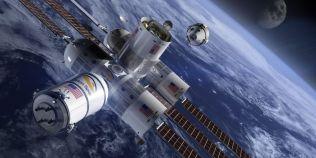 FOTO Primul hotel de lux din spatiu se lanseaza pe orbita Pamantului in 2021. Cat costa un sejur de doua saptamani