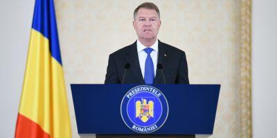 Iohannis, atac la Dragnea: E inadmisibil ca unele modificari la Codurile Penale sa fie facute cu destinatie pentru persoane care ocupa pozitii de decizie