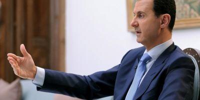 Presedintele Siriei Bashar al-Assad a returnat Frantei, prin intermediul Ambasadei Romaniei, Legiunea de Onoare acordata in 2001