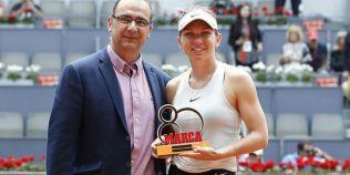 A pus mana pe un nou trofeu: un cotidian spaniol prestigios a premiat-o pe Simona Halep