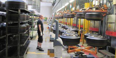 DOCUMENT Detalii despre instalatia de sprayere din cauza careia primarul Timisoarei refuza extinderea fabricii de cauciucuri Continental