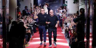 Designerul italian Stefano Gabbana, criticat de internauti dupa ce a numit-o