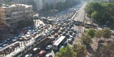 Noi tarife pentru parcare in Bucuresti. In centru, pretul va creste substantial. Cat va costa parcarea subterana din Piata Universitatii